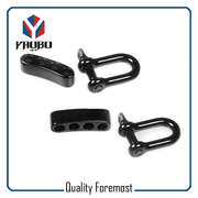 High Quality Stainless Steel Shackles Wholesale 5mm D Shackles