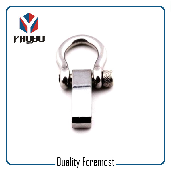 High Quality Stainless Steel Bow Shackles Factory
