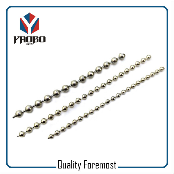 Metal Silver Ball Chain