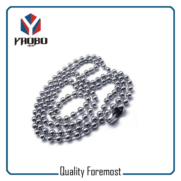Stainless Steel Ball Chain For Sale