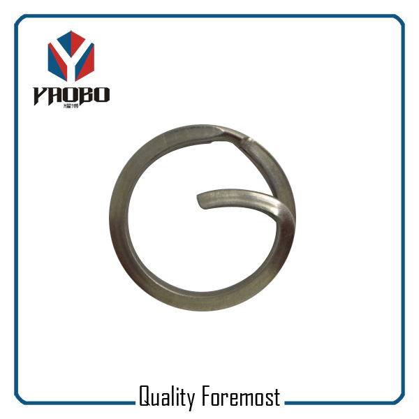 Durable G Shape Split Ring