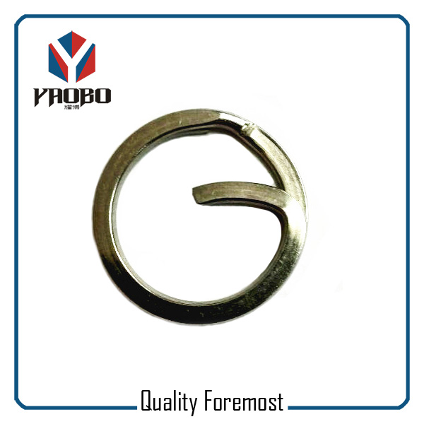 Heavy Duty G Shape Split Ring