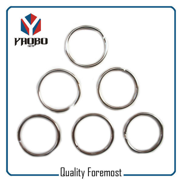 Good Qulaity Stainless Steel Split Ring