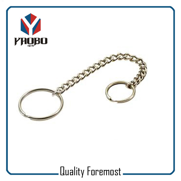 Split O Ring With Chain