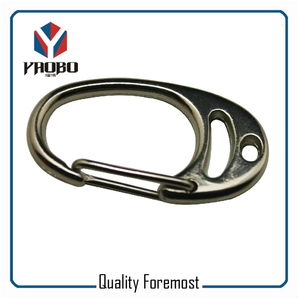 Metal Hook Snap Hook For Keychain