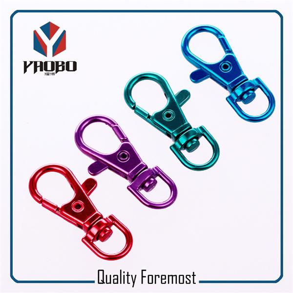 Colored Clasp Snap Hook
