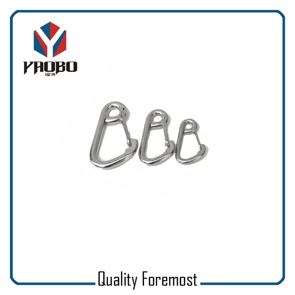 Supplier Stainless Steel Wire Gate Hook