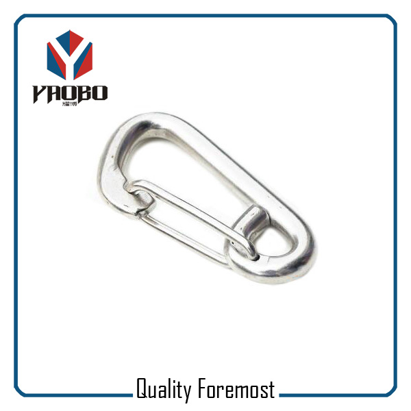 Polished Stainless Steel Wire Gate Hook