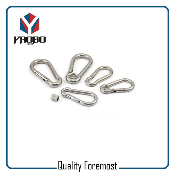 Stainless Steel Carabiner Factory