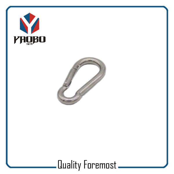 Stainless Steel Climb Carabiner
