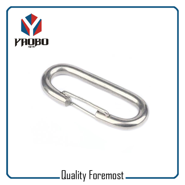 50mm Oval Stainless Steel Hooks