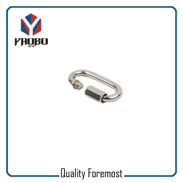60mm Oval Stainless Steel Hooks