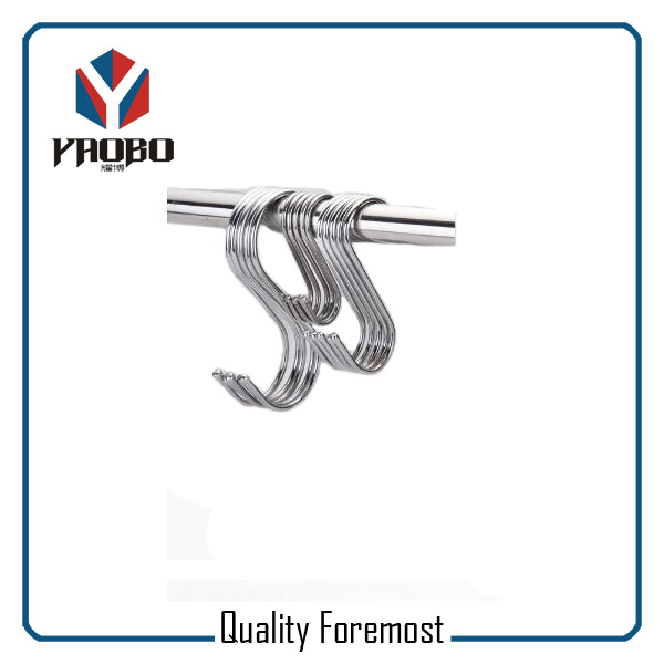 Wholesales Stainless Steel S Hooks