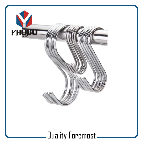 Manufacture Stainless Steel S Hooks