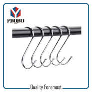 Supplier Stainless Steel S Hooks