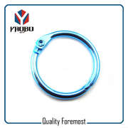 Blue Ring Binder Ring