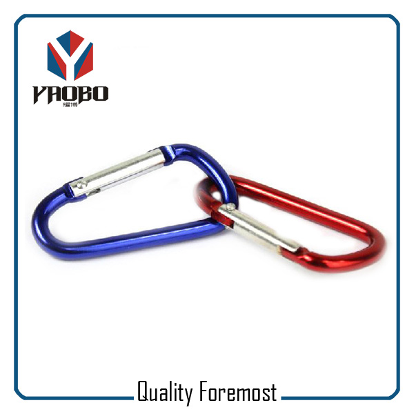 Carabiner For Split Ring