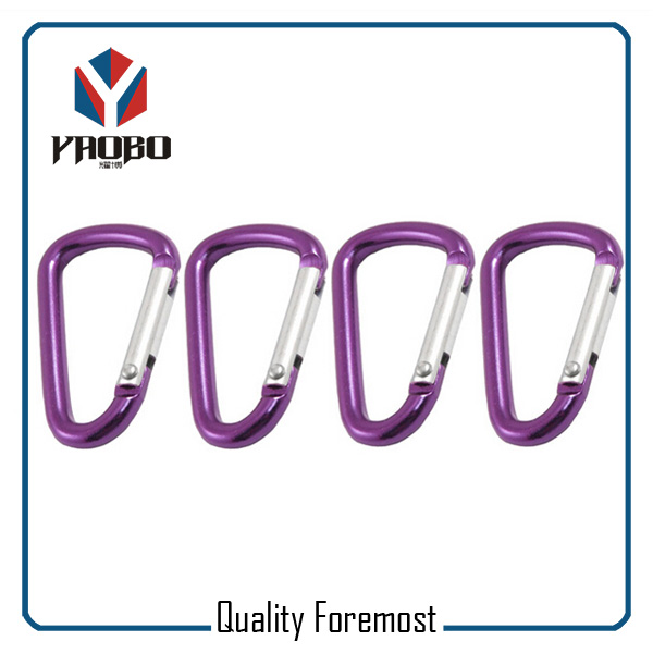 Wholesales Purple Carabiner