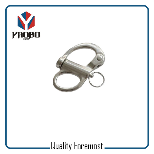 Wholesale Silver Snap Shackles