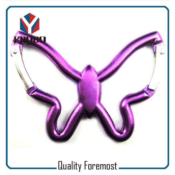 Butterfly Shape Carabiner Hook
