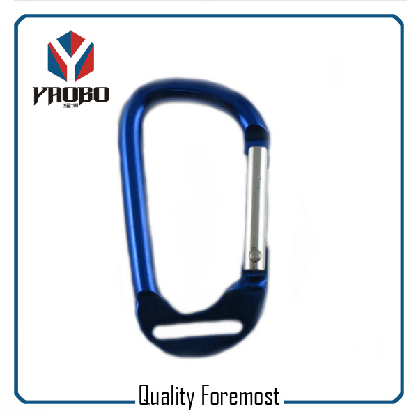 Carabiner Hook For Key Ring