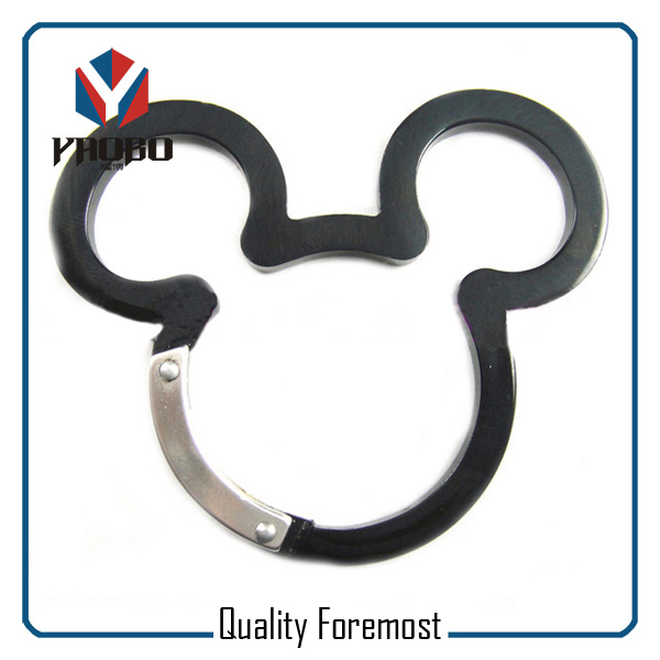 Mickey Shape Carabiner