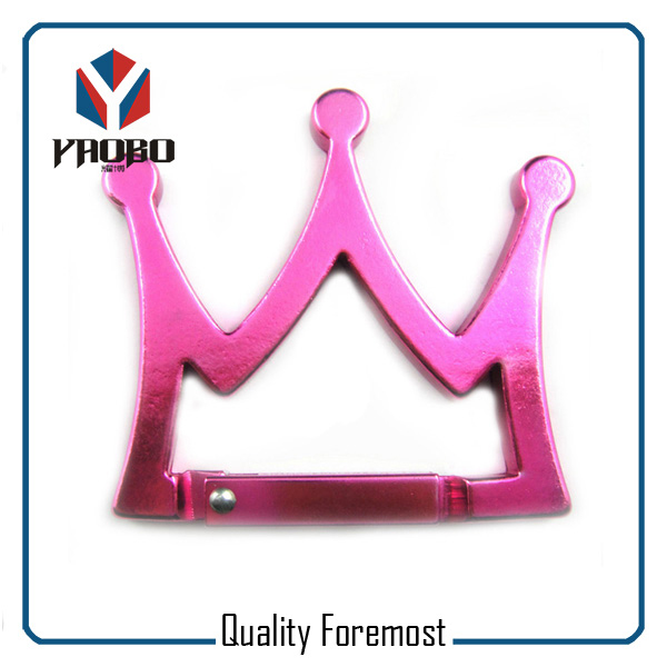Crown Shape Carabiner