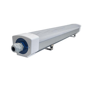 Led ip65 linear light with waterproof and dust proof function