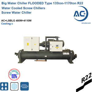 Screw Compressor Water Chiller