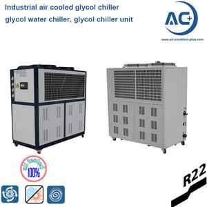 Industrial Air Cooled Glycol Chiller