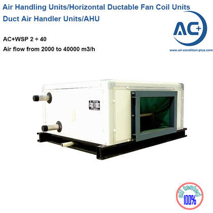 horizontal air handling units