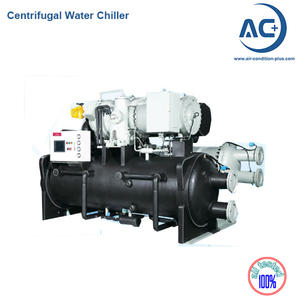 Centrifugal Chiller Water Cooled Water Chiller