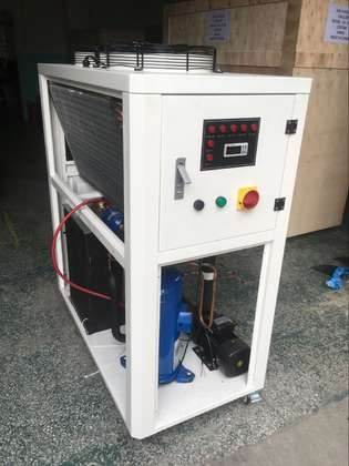 CT chiller