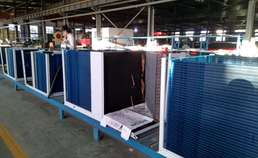 rooftop air condition manufacturer High ESP rooftop units