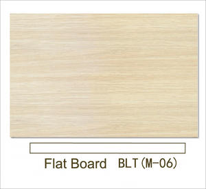 12in Width Wooden Effect Light Thin Wall Panel