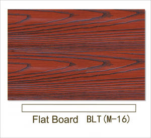 Wood Plastic PVC Panel China Supplier