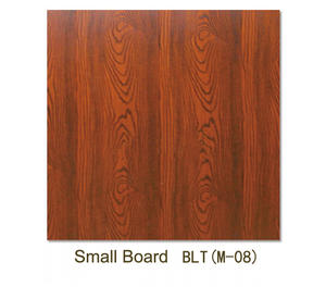 Supplier Price Interior Wall WPC Board with Wooden Texture