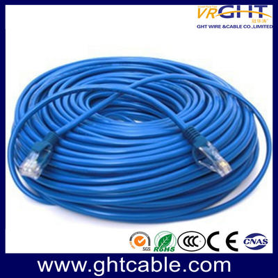 Cable de parche de cable de red UTP Cat5/CAT6 Cable parche cable