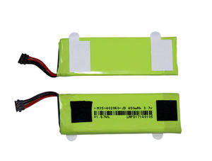 Rechargeable Lithium Polymer Battery PL402060 3.7V 450mAh