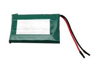 083450 3.7V 1250mAh Rechargeable Lipo Battery Pack