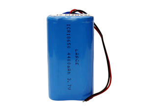18650 3.7V 4400mAh Rechargeable Lithium ion battery