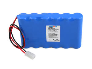 18650 7.4V 6600mAh Lithium Ion Battery Pack