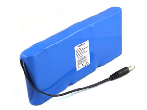 18650 11.1V 6600mAh Detector Lithium ion Battery Pack