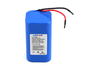 18650 14.8V 2200mAh Li ion Battery Pack
