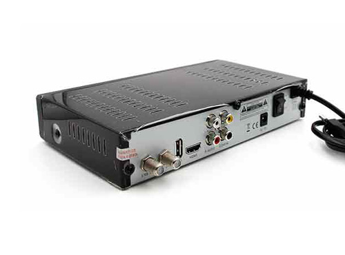 digital satellite receiver box