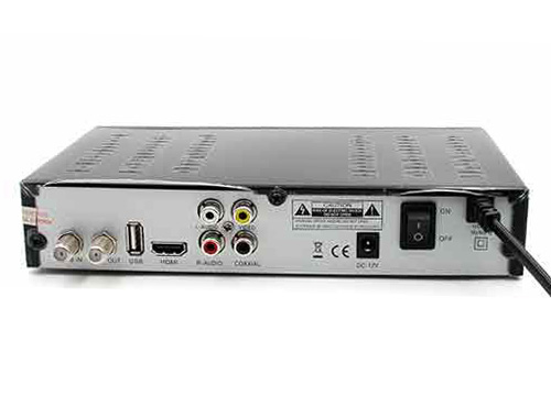 mpeg4 digital satellite receiver