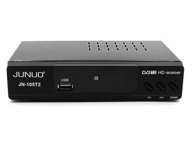 JUNUO dvb t2 Decoder mpeg4 hdmi Digital Set Top Box