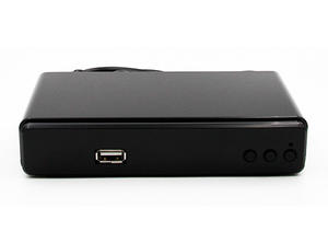 Junuo Hd Receiver Manufacturer Free to Air Set Top Box Dvb T2 Support 720p/720i/1080p/1080i Video Solution