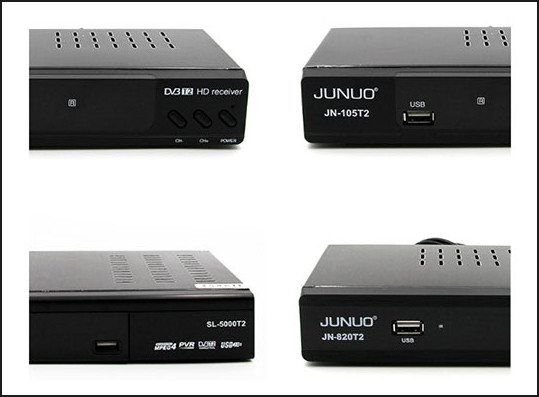 tuner dvb-t2, digital tuner dvb t2, hd tv receiver dvb t2 supplier from China