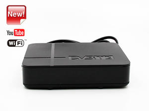 wholesale Junuo Digital tv converter box supplier Dvb-t2 Receiver insert Youtube app